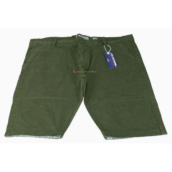 bermuda da uomo taglie forti shorts jeans pantaloni corti cotone 56 58 60 62 64