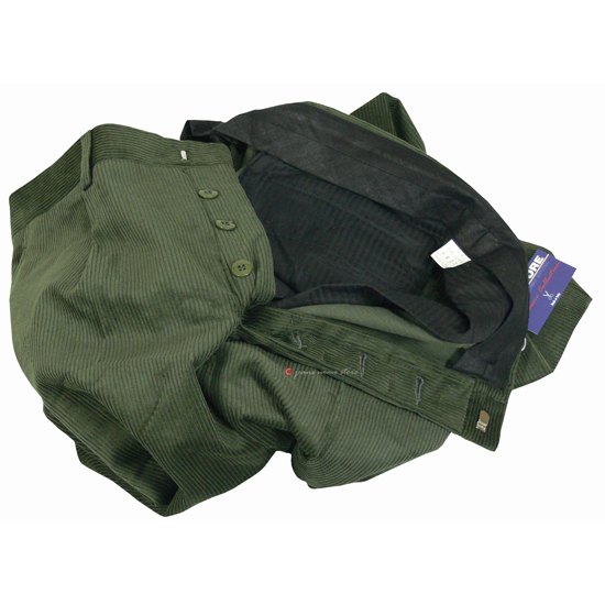 90b1ee772a653a Pantaloni VELLUTO DA UOMO CLASSICO VITA ALTA CON PINCES ARTIGIANALE MADE IN  ITALIA. Pantalone classico in velluto a coste larghe.